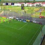 Falkenberg FF 2-2 Helsingborgs IF Anders Lindegaard (Former Manchester United Keeper) 90'
