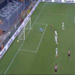 Genoa [2]-1 Lecce - Gabriel OG 81'
