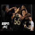 LAFC 6-2 LA Galaxy: Diego Rossi scores FOUR times in El Trafico