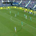 Leganés [2]-2 Real Madrid: Assale goal 79'