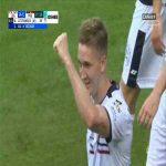 Legia Warszawa 0-1 Pogoń Szczecin - Marcin Listkowski 38' (Polish Ekstraklasa)