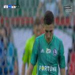 Legia Warszawa 0-2 Pogoń Szczecin - Adam Frączczak 81' (Polish Ekstraklasa)