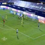 Levante 1-0 Getafe - Coke 90'+9'