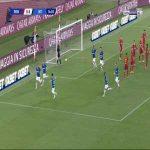 Roma 0 - [1] Inter - de Vrij 15'