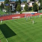 Saalfelden 0-2 Marseille - Alvaro 31'