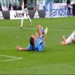 Juventus 2 - [1] Lazio - Ciro Immobile 83' (Penalty)