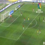 Las Palmas 3-0 Extremadura UD - Ruben Castro 22'