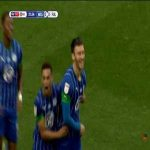 Wigan 1-0 Fulham: Moore 32'