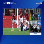 Gianluigi Donnarumma penalty save against Atalanta 26'
