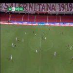 Salernitana 1-0 Empoli - Cedric Gondo 25'