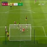 Arsenal 3-2 Watford: Martinez saves Wellbeck's Backheel