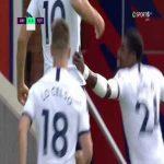 Crystal Palace 0-1 Tottenham: Kane 13'
