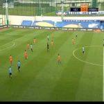 Dalian Pro (1)-0 Shandong Luneng - Salomon Rondon goal