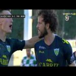 Moreirense 0 - [1] Tondela - João Pedro 45' (Penalty + Call)