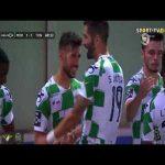 Moreirense [1] - 1 Tondela - João Aurélio 70'
