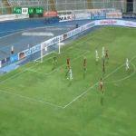 Pescara 1-0 Livorno - Riccardo Maniero 52'