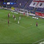 Cagliari 1-0 Juventus: L. Gagliano goal 8'