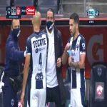 Monterrey [2] - 0 Toluca : Charly Rodriguez '29