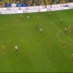 Udinese 1-[2] Lecce - Gianluca Lapadula 81'