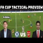 FA Cup Final Tactical Preview: Arsenal vs Chelsea | Lampard vs Arteta Po...