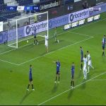 Atalanta 0 - [2] Inter - Ashley Young 20'