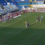 Brescia [1]-1 Sampdoria - Ernesto Torregrossa PK 49'