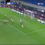 Milan [2] - 0 Cagliari - Zlatan Ibrahimovic 55'