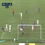 FC Tokyo 2-(3) Sagan Tosu - Teruki Hara own goal