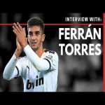 Ferran Torres interview with Guillem Balagué (with English subtitles)