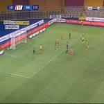 Lecce 0-2 Parma - Gianluca Caprari 24'