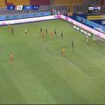 Lecce [1]-2 Parma - Antonin Barak 40'