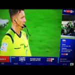 Referee Gianluca Rocchi celebrated by players after his last Serie A match [+ funny moment with Cuadrado]