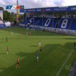Sarpsborg 08 1-0 Aalesund - Ismaila Coulibaly 48'