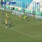 Spal 0-1 Fiorentina - Alfred Duncan 30'