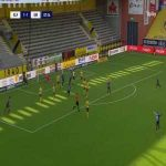 IF Elfsborg 1-[2] IK Sirius - Elias Andersson goal 8'