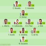 Team of the season - Serie a