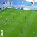 Al Ahli 0-(1) Al Sadd - Hassan Al Heidos amazing goal