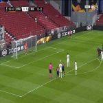 FC Copenhagen [2] - 0 Basaksehir - Wind J. penalty 53' [2-1 on agg.]