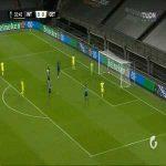 Internazionale 1-0 Getafe: Romelu Lukaku goal 33'