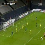 Internazionale 2-0 Getafe: Christian Eriksen goal 83'