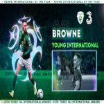 Alan Browne, at the age of 25, is the FAI Young International POTY