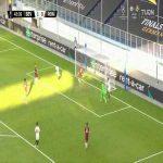 Sevilla 2-0 Roma: Y. En-Nesyri goal 44'