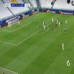 Juventus [2]-1 Lyon: Cristiano Ronaldo goal 60' [2-2 agg.]