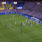 Barcelona 1-0 Napoli: Clement Lenglet goal 10' [2-1 agg.]