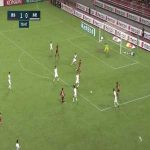 Kashima Antlers team goal vs Sagan Tosu