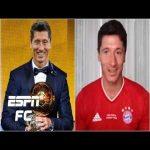 Bayern Munich's Robert Lewandowski opens up about the cancelled 2020 Ballon d'Or | ESPN FC