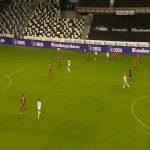 Rosenborg [5]-1 Sarpsborg 08 - Dino Islamović 90+1'