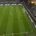 Falk (Copenhagen) great skill vs Manchester United