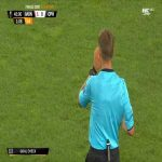 Mason Greenwood disallowed goal vs FC Copenhagen