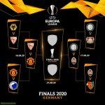 UEFA Europa League 19/20 semifinals: Sevilla FC vs Manchester United || Internazionale Milano vs Shakhtar Donetsk.